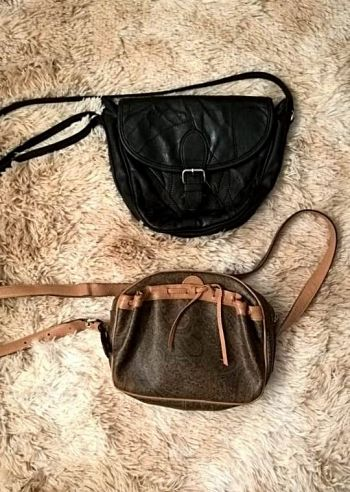 2x1 Pack de bolsos con correa