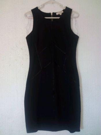 Vestido fiesta negro