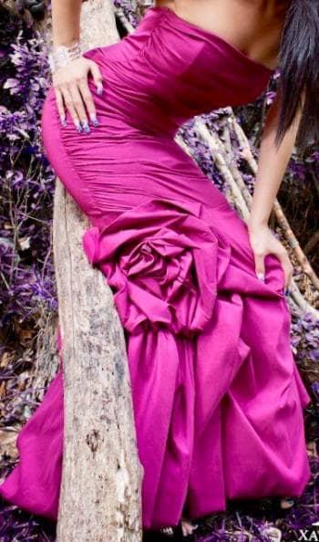 Gotrendier Bugambilia 720730 Vestido De Color Noche Ewe9iy2hdb