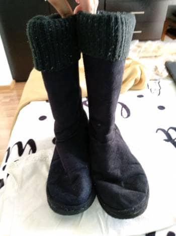 Botas para el frio