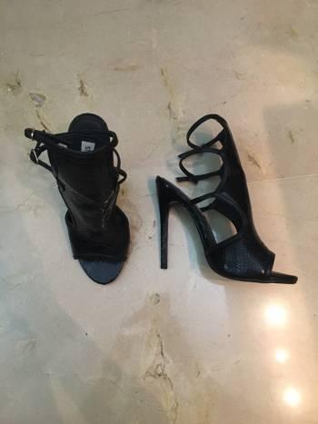 Zapatos Negros Steve Madden