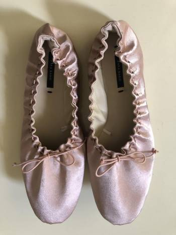 Flats Zara de bailarina *APARTADOS*