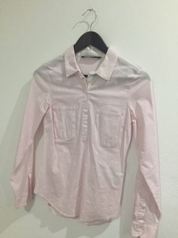 Camisa formal entallada