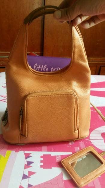 Hermosa mini bolsa nine west