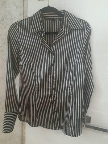 Blusa Zara Basic