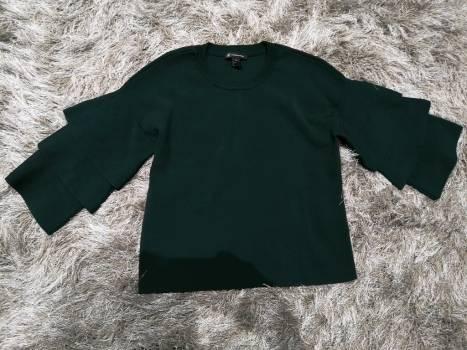 Suéter Mangas de Olan