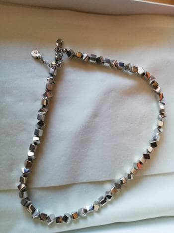 Collar de plata Daniel Espinosa