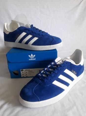 Adidas Gazelle Azul