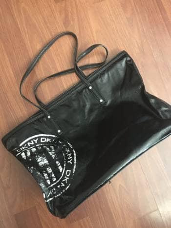 Bolsa DKNY negra