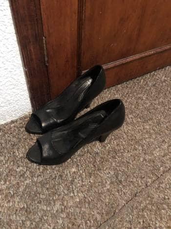 Zapatos bershka con regalo sorpresa