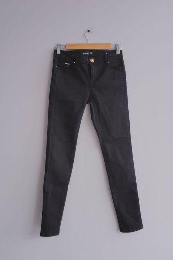 Jeans Pegaditos Negros