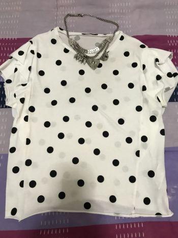 Blusa Polka Dots 2x300