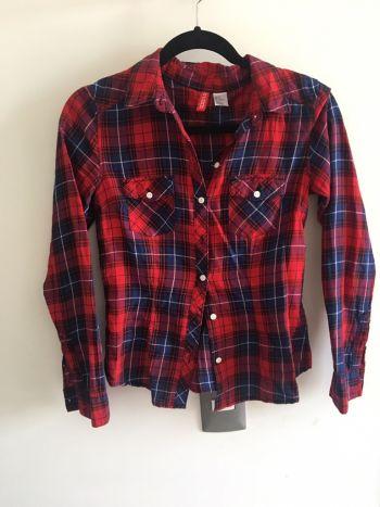 Camisa de cuadros | H&M