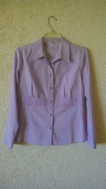 3x2 Camisa formal lila