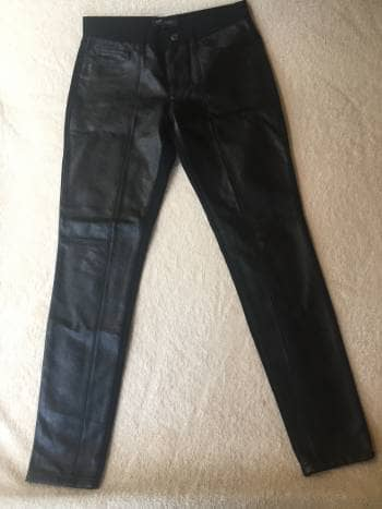 Banana Republic jeans c vinipiel estira 5%spandex