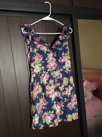 Vestido Floral De Temporada
