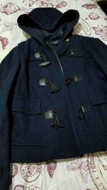 Estados Unidos brillante en brillo comprar mejor Nautica - Abrigo Azul Marino