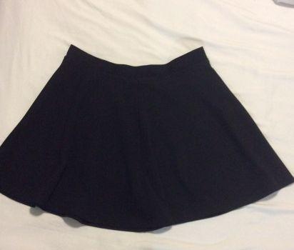 Mini Falda circular