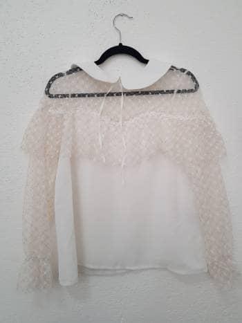 Blusa Storets blanca
