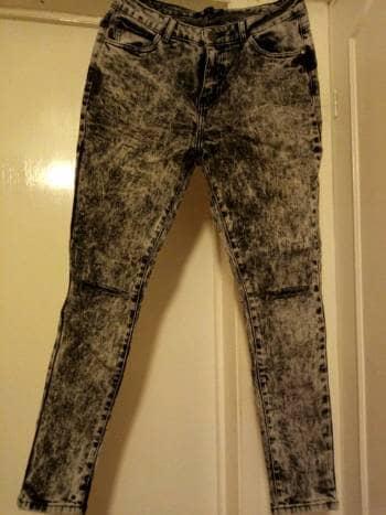 Jeans efecto