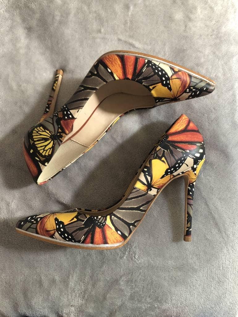 Zapatos Mariposas 1574873 De Zara Gotrendier fy6g7Ybv