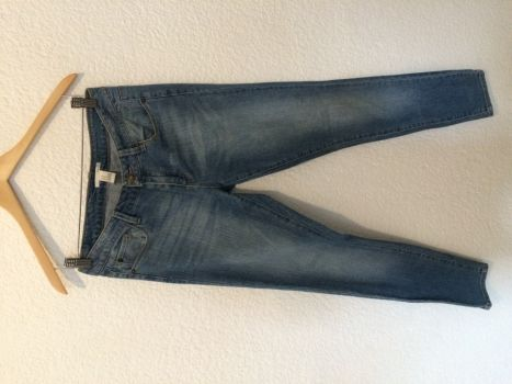 Jeans a la cadera