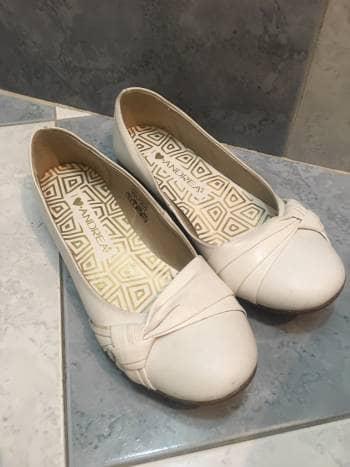 Flats blanco