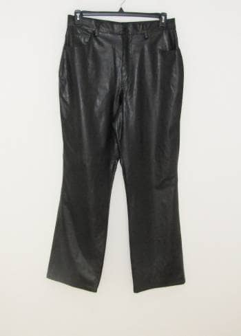 Pantalon Cintura Alta Vinipiel Talla 14