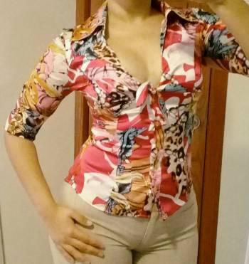 Blusa fashion estampada