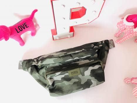 Cangurera PINK Victoria's Secret