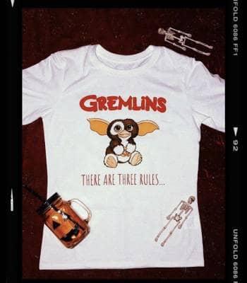 Camisa Gremlins
