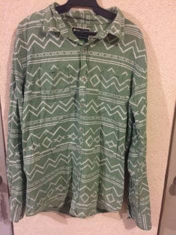 Camisa diseño tribal