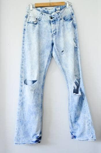 Jeans tipo boyfriend
