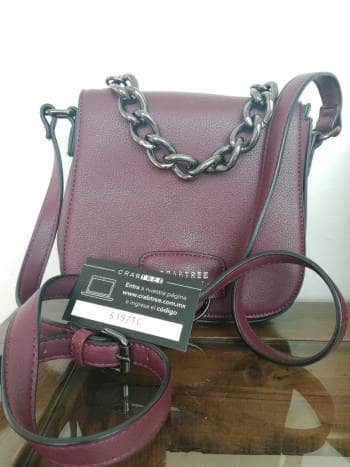 Crossbody tinta Crabtree