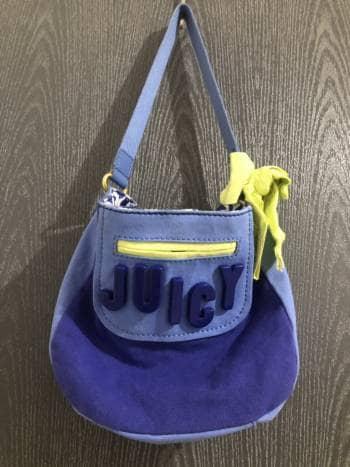 Bolsa de tela Juicy Couture