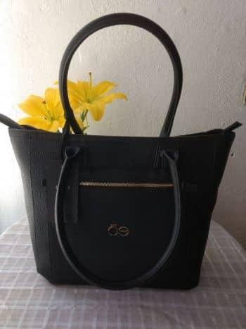 ed7f5ec1e Bolsa Tote marca Cloe original - GoTrendier - 428445