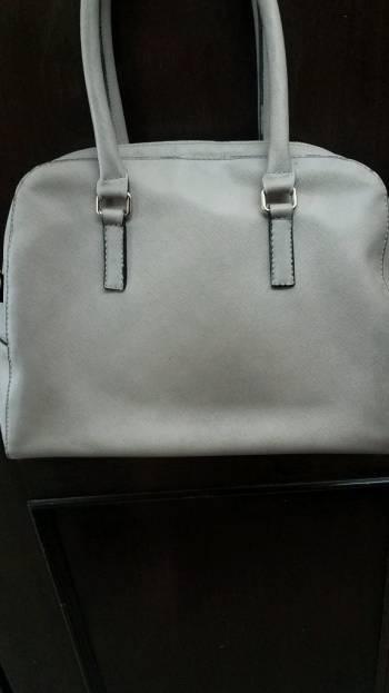 Bolsa grande color beige