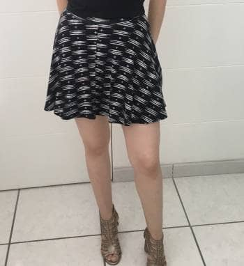 Falda Nueva Extra Chica