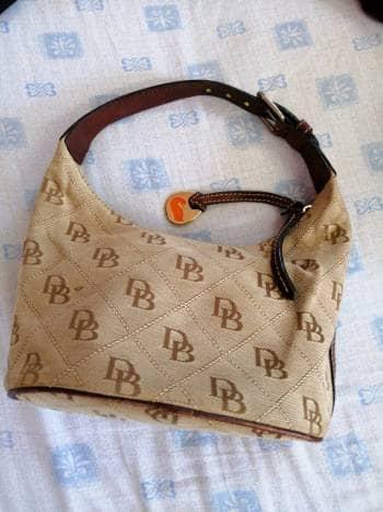 Vendido Mini bolsa clásica D&B