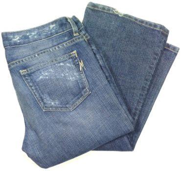 Jeans deconstruidos boot - Fashionella