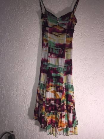 Vestido alberto makali
