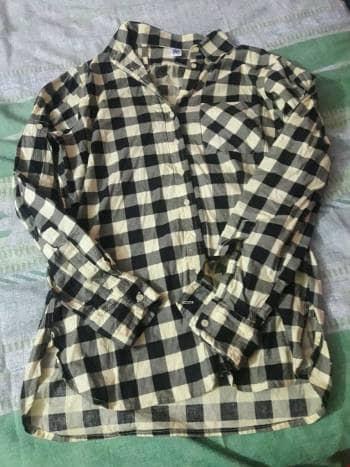 Camisa de cuafros