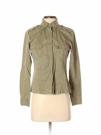 Camisa militar talla S levi's