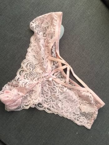 Panties de encaje (nuevo)
