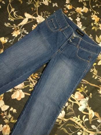Jeans Oh Pomp! como nuevos