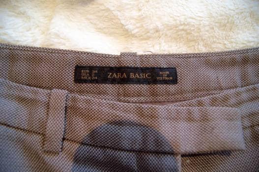 Gotrendier Vestir 698267 Pantalones Zara De qtpxwawT5
