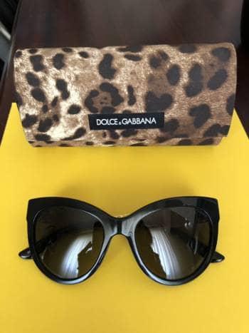 d6e82c93a4 Lentes de sol cat eye dolce and gabbana - GoTrendier - 1018148