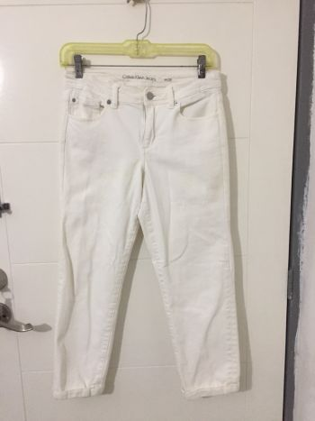 Jeans capri Calvin Klein