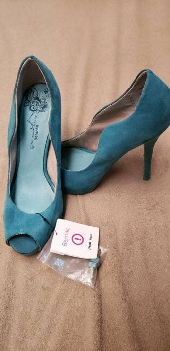 Zapatos Bershka