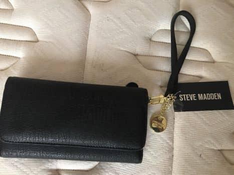 Wallet Steve Madden con muñequera NUEVA - GoTrendier - 482178 b902b7c68eda